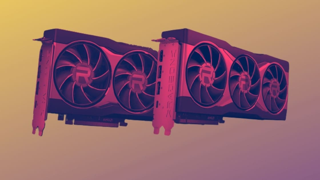 AMD Radeon RX 6800 vs 6800XT