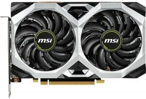 MSI GeForce RTX 2060 6 GB VENTUS XS OC