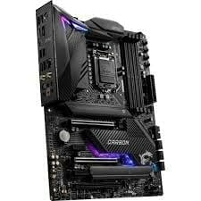 MSI MPG Z490 Gaming Carbon WIFI