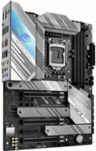 ASUS Rog Strix Z590-A Gaming WiFi White